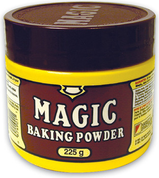 MAGIC BAKING POWDER