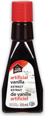 CLUB HOUSE ARTIFICAL VANILLA EXTRACT