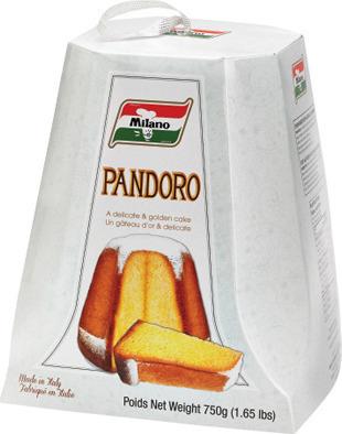 FESTA, MILANO, AURORA OR GIOIA PANDORO