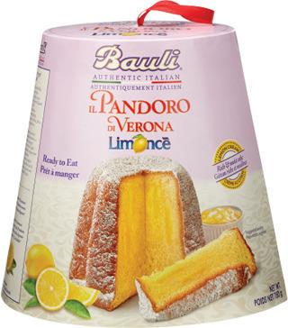 BAULI FLAVOURED PANDORO