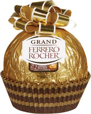 GRAND FERRERO ROCHER CHOCOLATES