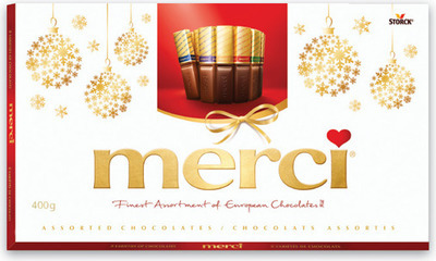 STORCK MERCI CHOCOLATES