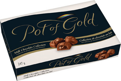 HERSHEY'S POT OF GOLD CHOCOLATES