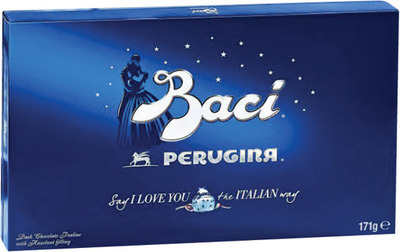 BACI CHOCOLATE BOX
