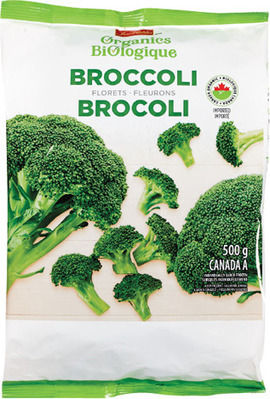 IRRESISTIBLES ORGANIC FROZEN VEGETABLES
