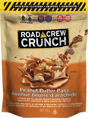 ROAD CREW CRUNCH CHOCOLATE BITES