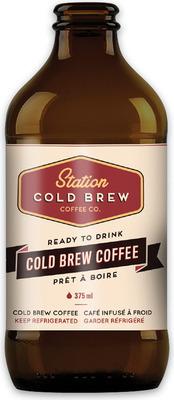 STATION CREEK COLD BREW COFFEE