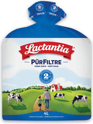 LACTANTIA PURFILTRE MILK