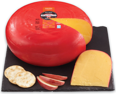 BALDERSON 2 YEAR ROYAL CANADIAN CHEDDAR CHEESE | BERGERON GOUDA OR LOUIS CYR CANADA DELI CUT