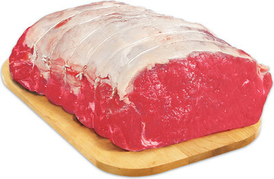 RED GRILL BONELESS STRIP LOIN ROAST OR VALUE PACK STEAK