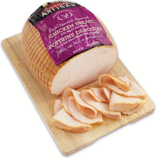 IRRESISTIBLES ARTISAN SEASONED CHICKEN BREAST OR ROAST TURKEY