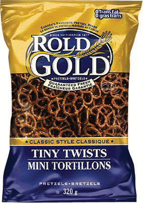 ROLD GOLD PRETZELS, SUNCHIPS OR MUNCHIES SNACKS