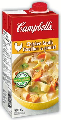 CAMPBELL'S READY TO USE BROTH, HABITANT SOUP