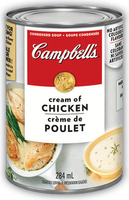CAMPBELL'S CONDENSED SOUPS