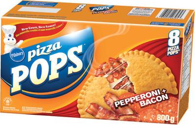 PILLSBURY PIZZA POPS OR BITES