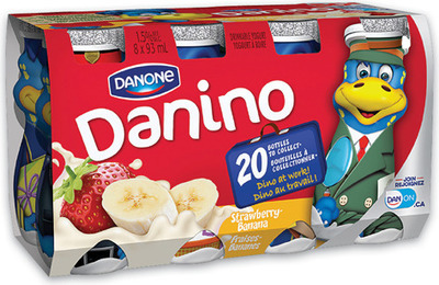 DANINO DRINKABLE YOGURT