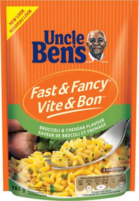 UNCLE BEN'S FAST & FANCY INSTANT RICE