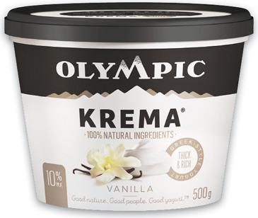 IÖGO NANO OR OLYMPIC KREMA YOGURT
