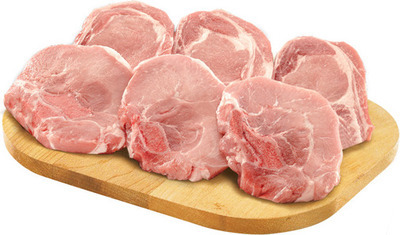 FRESH PORK LOIN CHOPS ECONOMY PACK