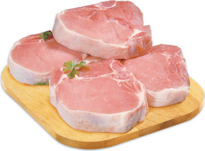 RED GRILL PORK LOIN CHOPS VALUE PACK