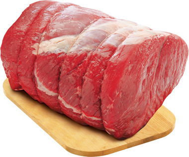 RED GRILL BONELESS CROSS RIB ROAST OR VALUE PACK STEAK