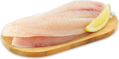 FRESH TILAPIA FILLETS, STUFFED OR PANKO BREADED