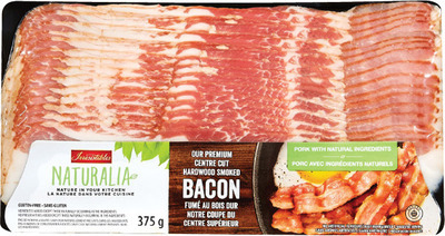 IRRESISTIBLES NATURALIA HARDWOOD SMOKED BACON