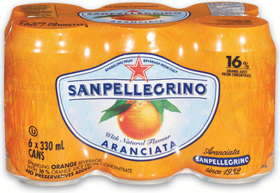 SAN PELLEGRINO SPARKLING DRINKS