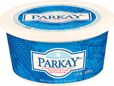 LACTANTIA 427 g or PARKAY MARGARINE 850 g