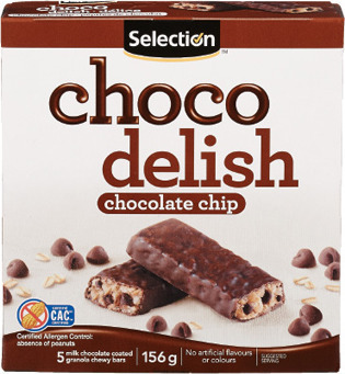 SELECTION CHEWY BARS
