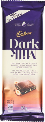 CADBURY DARK MILK CHOCOLATE BAR