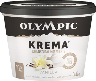 OLYMPIC KREMA OR IÖGO YOGURT