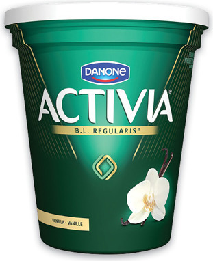 DANONE ACTIVIA 650 g or OÏKOS GREEK YOGURT 4 X 95 - 100 g, 500 g