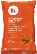 BE.BETTER Kettle Chips 142g or NOSH & CO. Thick Cut Chips 200g-220g or Cheese Crunchies 225g or QUAKER Chewy or Dipps Granola Bars 156g-210g