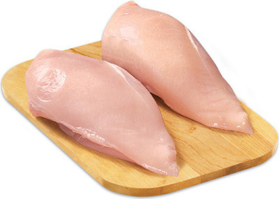 FRESH SKINLESS CHICKEN BREAST