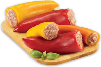 STORE MADE STUFFED SWEET MINI PEPPERS VALUE PACK