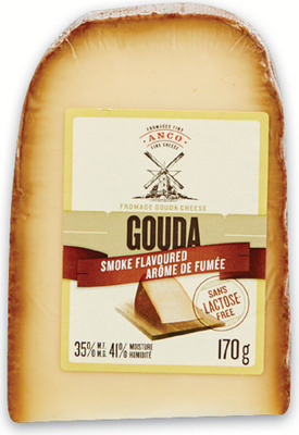 ANCO GOUDA CHEESE, NOTRE-DAME BRIE, L'EXTRA CAMEMBERT OR SWISS CHEESE