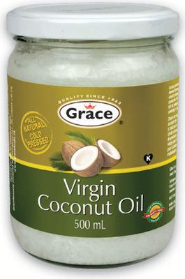 GRACE ORGANIC COCONUT SUGAR OR VIRGIN COCONUT OIL