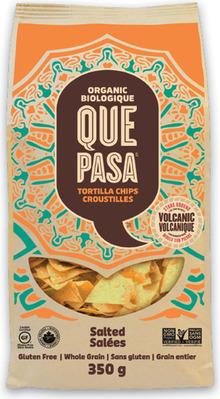 QUE PASA OR WAY BETTER TORTILLA CHIPS