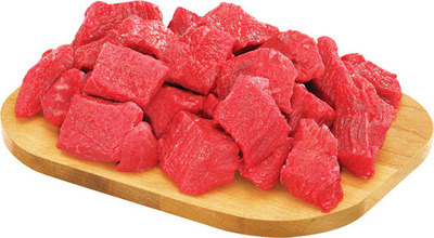 BONELESS STEWING BEEF CUBES VALUE PACK