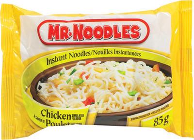 MR.NOODLES INSTANT NOODLES