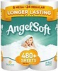 Angel Soft Bath Tissue or Sparkle Paper Towels