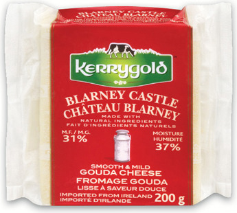 KERRYGOLD CHEDDAR CHEESE, 2 YEAR RESERVE, DUBLINER OR BLARNEY CASTLE