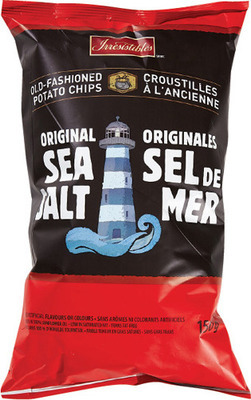 IRRESISTIBLES KETTLE CHIPS