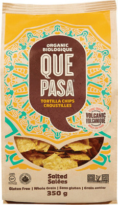 QUE PASA TORTILLA CHIPS OR SALSA