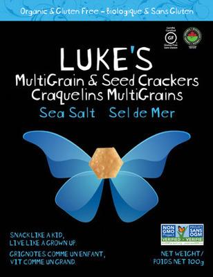 LUKE'S ORGANIC CRACKERS