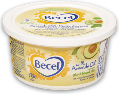BECEL 680 - 907 g or IMPERIAL SOFT MARGARINE 1.36 kg