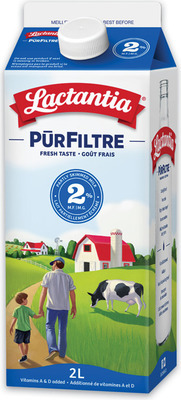 LACTANTIA PURFILTRE MILK OR BEATRICE CHOCOLATE MILK