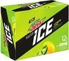 Pepsi or Mountain Dew Ice 12 Pack
