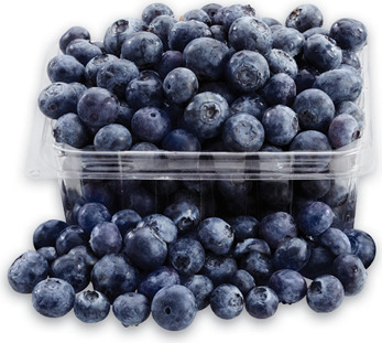 BLUEBERRIES 170 g PRODUCT OF PERU, No. 1 GRADE CAULIFLOWER PRODUCT OF U.S.A., No. 1 GRADE CANTALOUPES PRODUCT OF GUATEMALA, No. 1 GRADE FRENCH BEANS 400 g PRODUCT OF GUATEMALA LPC POTATOES 680 g PRODU